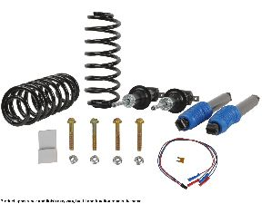 Cardone Air Spring to Coil Spring Conversion Kit  Front and Rear