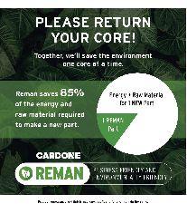 Cardone Disc Brake Caliper  Rear Right