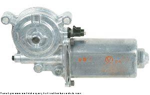 Cardone Power Window Motor  Rear Left