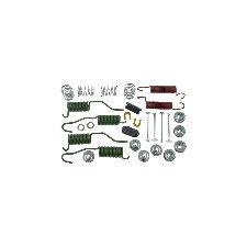 Carlson Drum Brake Hardware Kit  Rear