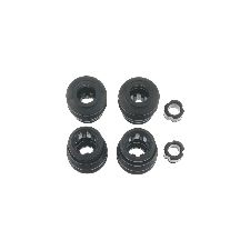 Carlson Disc Brake Caliper Pin Boot Kit  Front