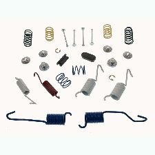 Carlson Drum Brake Hardware Kit  Rear