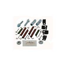 Carlson Parking Brake Hardware Kit  Rear