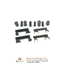Carlson Disc Brake Hardware Kit  Front
