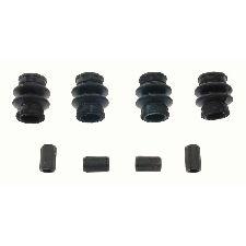 Carlson Disc Brake Caliper Guide Pin Boot Kit  Rear