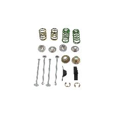 Carlson Drum Brake Shoe Hold Down Kit  Rear