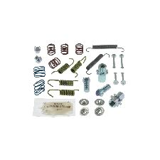 Carlson Parking Brake Hardware Kit  Rear