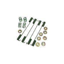 Carlson Drum Brake Hardware Kit  Front