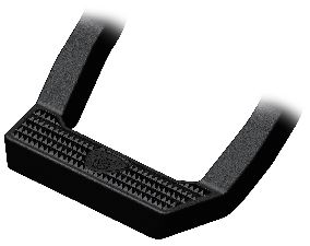 Carr Truck Cab Side Step