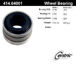 Centric Axle Shaft Repair Bearing  Rear
