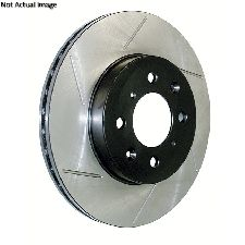 Centric Disc Brake Rotor  Front Right