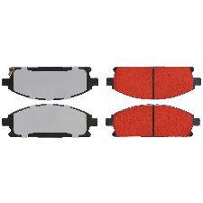 Centric Disc Brake Pad Set  Front