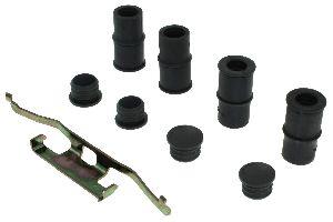 Centric Disc Brake Hardware Kit  Rear