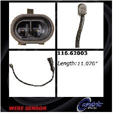 Centric Disc Brake Pad Wear Sensor  Front Right