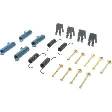 Centric Drum Brake Hardware Kit  Rear