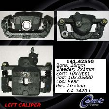 Centric Disc Brake Caliper  Rear Right