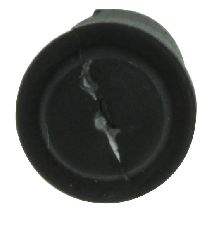 Centric Disc Brake Pad Wear Sensor  Front