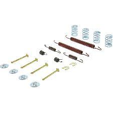 Centric Drum Brake Hardware Kit  Rear