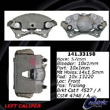 Centric Disc Brake Caliper  Front Right