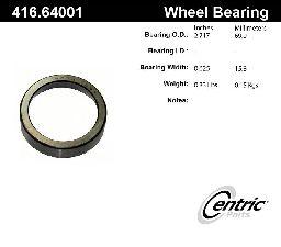 Centric Wheel Bearing Race  Rear