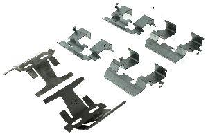 Centric Disc Brake Hardware Kit  Front