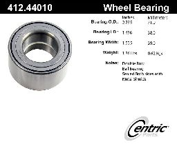 Centric Wheel Bearing  Front