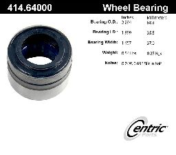 Centric Axle Shaft Repair Bearing  Rear