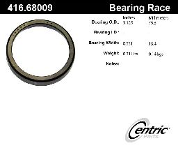 Centric Wheel Bearing Race  Rear Outer