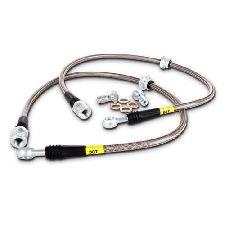 Centric Brake Hydraulic Hose  Rear