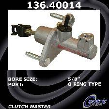 Clutch Master Cylinder-Premium Preferred Centric 136.40015
