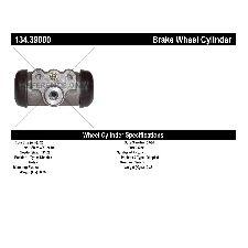 Centric Drum Brake Wheel Cylinder  Front