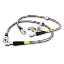 Centric Brake Hydraulic Hose  Rear