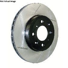 Centric Disc Brake Rotor  Front Left