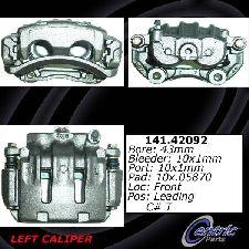 Centric Disc Brake Caliper  Front Right