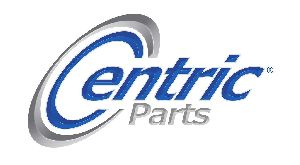 Centric Disc Brake Pad and Rotor Kit  Front