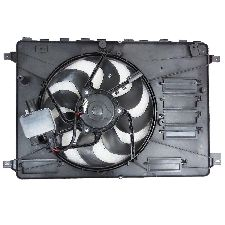 Continental Engine Cooling Fan Assembly