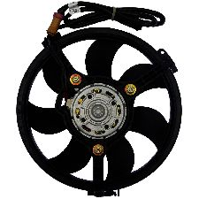 Continental Auxiliary Engine Cooling Fan Assembly