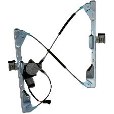 Continental Power Window Motor and Regulator Assembly  Front Right