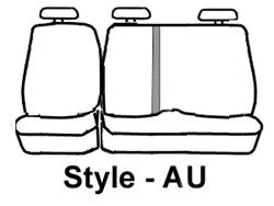 Covercraft Seat Cover  Rear