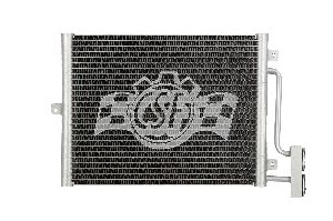 CSF Radiator A/C Condenser  Right