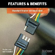 CURT Trailer Connector Kit