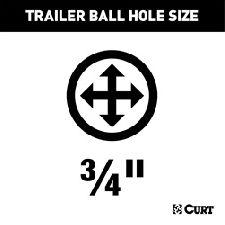 CURT Trailer Hitch  Rear