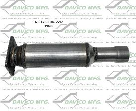 Davico Converters Catalytic Converter  Center
