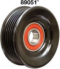 Dayco Accessory Drive Belt Tensioner Pulley
