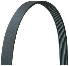 Dayco Serpentine Belt  Air Conditioning and Idler