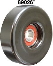 Drive Belt Idler Pulley-DriveAlign Premium OE Pulley Gates 38026