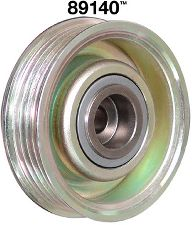 Dayco Accessory Drive Belt Idler Pulley  Power Steering