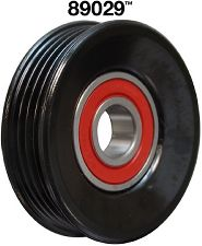 Dayco Accessory Drive Belt Idler Pulley  Air Conditioning