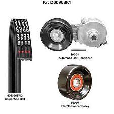 Dayco Serpentine Belt Drive Component Kit  Main Drive