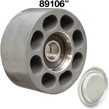 Dayco Accessory Drive Belt Idler Pulley  Alternator and Air Conditioning